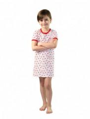 Dívčí noční košile P1415 eiffelovky