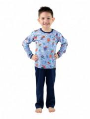 Chlapecké pyžamo ALEX bubáci č.1