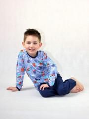 Chlapecké pyžamo ALEX bubáci č.2