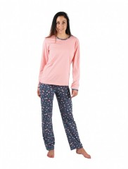 Dámské pyžamo P1406 pampelišky č.2