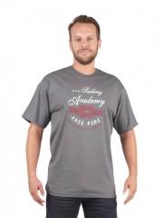 Pánské triko MARINE šedé č.1