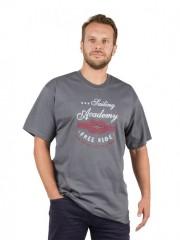 Pánské triko MARINE šedé č.2