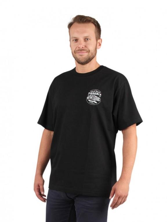 Pánské triko PHOENIX černé