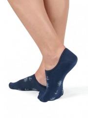 Dámské nízké ponožky MARINKY SILVER č.1
