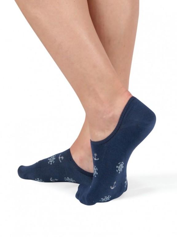 Dámské nízké ponožky MARINKY SILVER