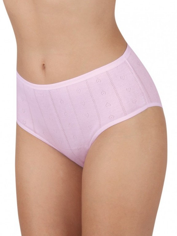 Dámské vyšší kalhotky K 800 růžové ed12c78150