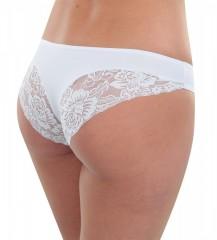 Dámské kalhotky K5780 bílé