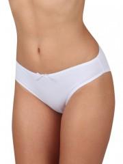 Dámské klasické kalhotky K 178 bílé č.1
