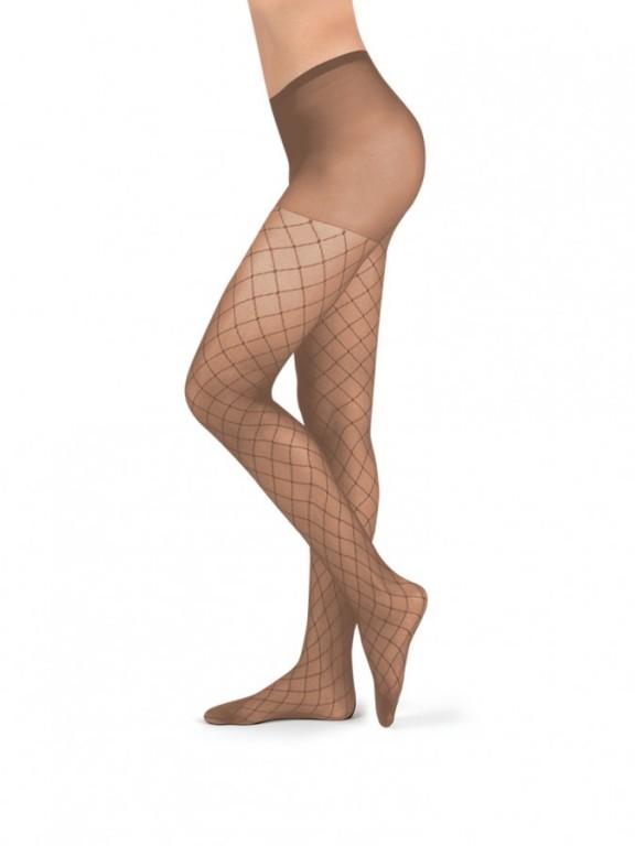 Punčochové kalhoty PEGGY tělové