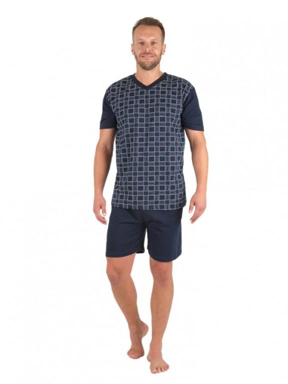 Pánské krátké pyžamo JAKUB 338