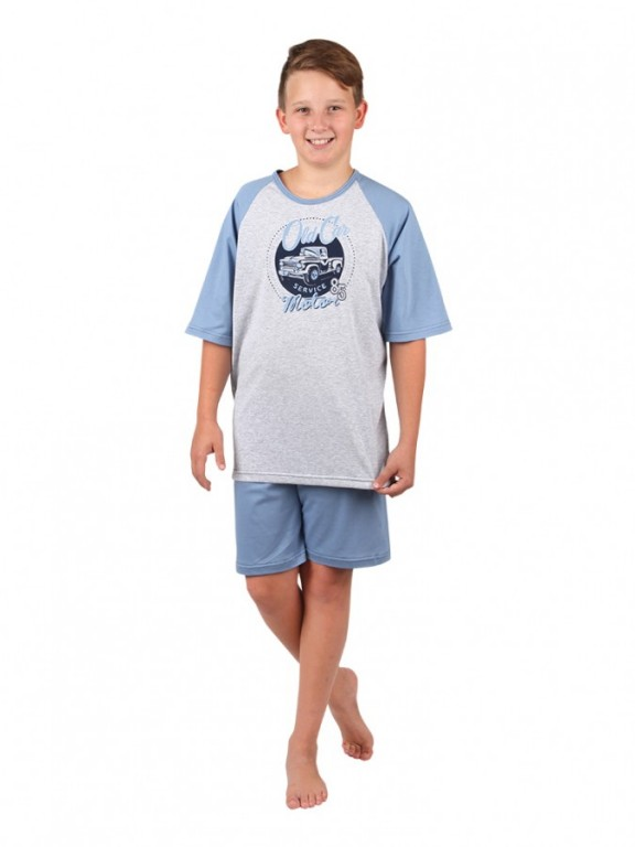 Chlapecké krátké pyžamo OLD CAR