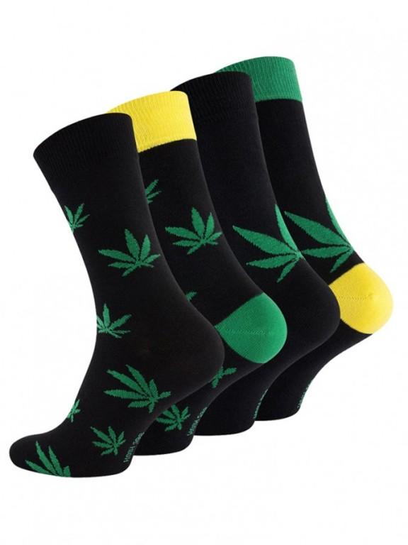4 PACK pánských ponožek 2110