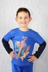 Chlapecké tričko SPIDERMAN s dlouhým rukávem č.2