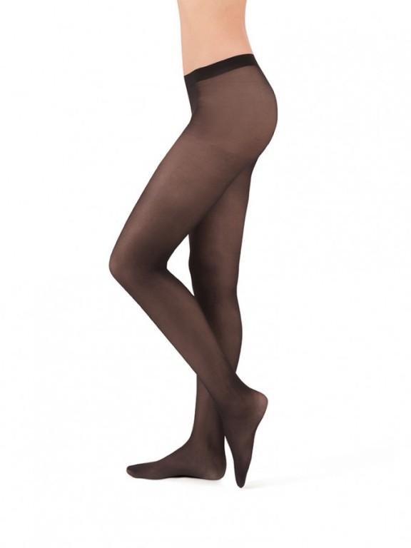 Neprůhledné punčochové kalhoty MELISA ALOE