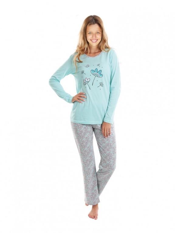 Dívčí dlouhé pyžamo AMANTE