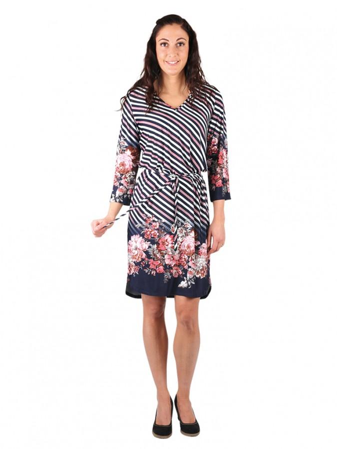 188fe9cde Dámské krátké šaty ORLEANS 192 | EVONA